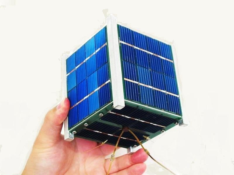 Cube Satellite Project Brochure